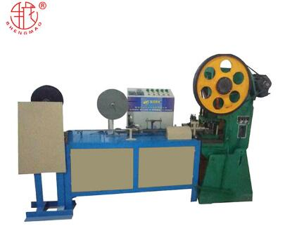 Shengmao is a good quality clip manufacture equipment supplier