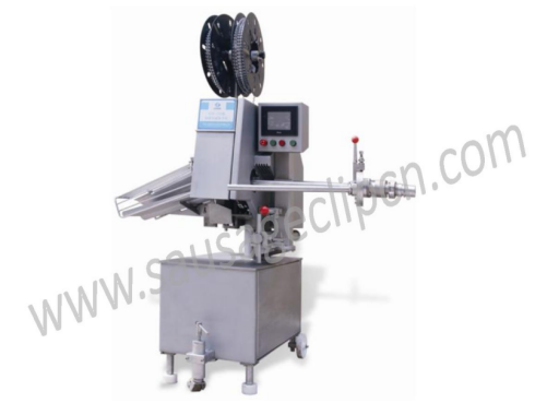 Features And Advantage Of Sausage Clipping Machine
