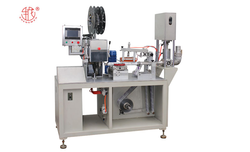 Double-Card Sealing Machine